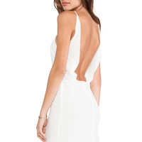 Assali Paola Dress in White from REVOLVEclothing.com