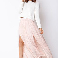 Lazy Day Maxi Skirt