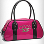 Chrome Knuckles Pink Glitter Bag | PLASTICLAND