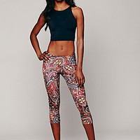 Womens Movement Capri Legging -