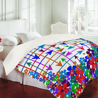 DENY Designs Home Accessories | Lisa Argyropoulos It's A Spring Thing 2 Duvet Cover