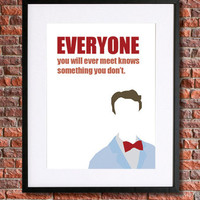 "Bill Nye ""The Science Guy"" Art 