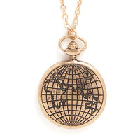 Whirl Traveler Necklace