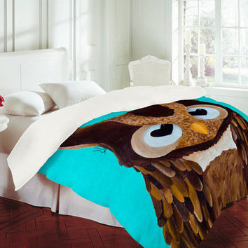 Mandy Hazell Owl Love You Duvet Cover