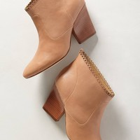 Nicki Scalloped Booties