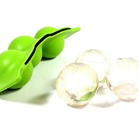 SuckUK Frozen Peas Drink Ice Ball Mold