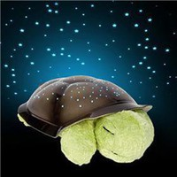 McBub: Low-Priced , USD 18.99, Star Tortoise Stars Light for Baby Sleep with Music Player (CG105003)