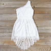 Rhapsody Lace Dress