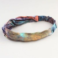 FULL TILT Watercolor Knot Headband