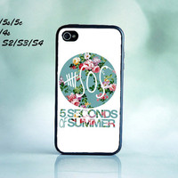 SoS 5 Second of Summer for iPhone 4/4S iPhone 5/5S/5C and Samsung Galaxy S3/S4/S5