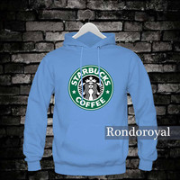 Starbucks Hoodie _ Hoodie design by : rondoroyal