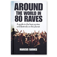 Around the World in 80 Raves Book - Urban Outfitters