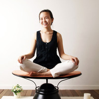 Meditation Everyday ? Yoga Chair by Haeyoen Kim » Yanko Design