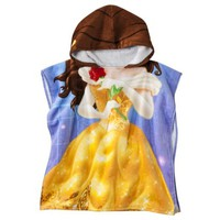 Disney® Princess Belle Hooded Towel - Yellow