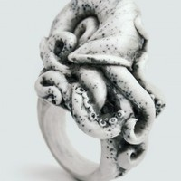 Kraken Ring | NOT JUST A LABEL