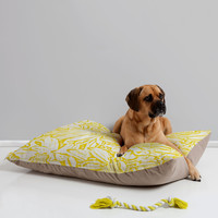 Lisa Argyropoulos Daisy Daisy In Golden Sunshine Pet Bed