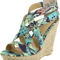 Chinese Laundry Women's Milk Shake Platform Sandal - designer shoes, handbags, jewelry, watches, and fashion accessories | endless.com