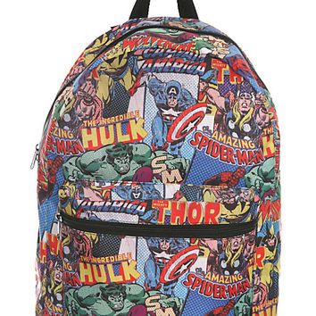 Marvel Universe Heroes Backpack