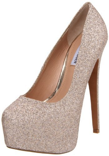 Steve Madden Women's Dejavu Platform Pump - designer shoes, handbags, jewelry, watches, and fashion accessories | endless.com