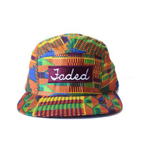 "Faded Royalty ""Prince Akeem"" 5-Panel"