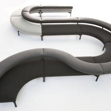Cool Curved Couch Design Your Own Custom From