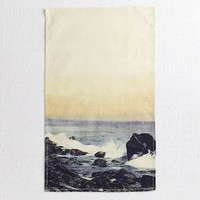 Summer Scene Tea Towel