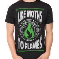 Like Moths To Flames Dead To Me T-Shirt