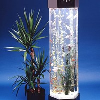 Vertical Fish Tank, Large Vertical Aquariums - Opulentitems.com
