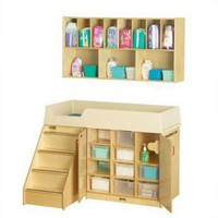 Jonti-Craft Diaper Depot Combo - 5140JC - Furniture