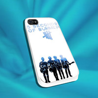5sos Silhouette For iPhone 4/4s,5/5s/5c, Samsung S3,S4,S2, iPod 4,5, HTC ONE