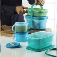 Tupperware | CrystalWave® Carry-All 7-Pc. Set
