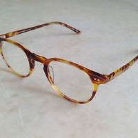 Oliver Peoples Riley 45 21 EMT Frames Eyeglasses Japan Perfect Condition