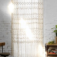 Magical Thinking Woven Fringe Wall Hanging - Urban Outfitters