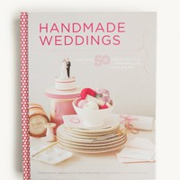 Handmade Weddings Book