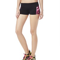 LLD Printed Volleyball Shorts
