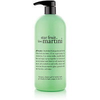 Jumbo Starfruit Kiwi Martini Shower Gel