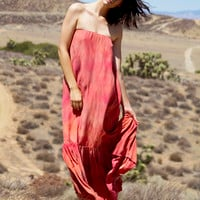 indio sunset maxi