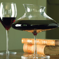 Amalfi Wineglass Decanters - Decanters & Pitchers