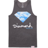 Diamond Supply Co Clouds Script Tank Top at PacSun.com