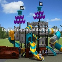 Pirate Ship Outdoor Playground - Buy Pirate Ship Outdoor Playground,Outdoor Amusement Park,Amusement Park Equipment Product on Alibaba.com
