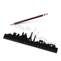 Cool gifts for fun people at Monkey Business. Skyline Ruler