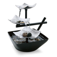 Walmart: HoMedics EnviraScape Silver Springs Relaxation Fountain