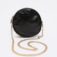 Can Can Studded Bag - Black