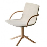 Gärsnäs Flake II Swivel Armchair