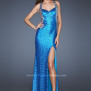 La Femme 18724 at Prom Dress Shop