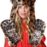 SPIRIT HOODS TIGER FULL SCARF  Swell.com