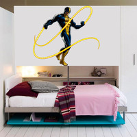Constrictor Decal - Hero Printed and Die-Cut Vinyl Apply in any Flat Surface- Marvel Constrictor Decor