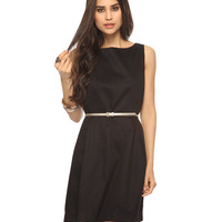 Structured Swing Dress | FOREVER21 - 2000037735