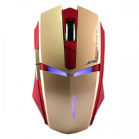 Iron Man Wired Gaming Mouse