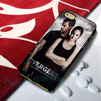 Divergent For iphone 4/4s case, iphone 5/5s,iphone 5c, samsung s3 i9300 case, samsung s4 i9500 case in SambelGorenX